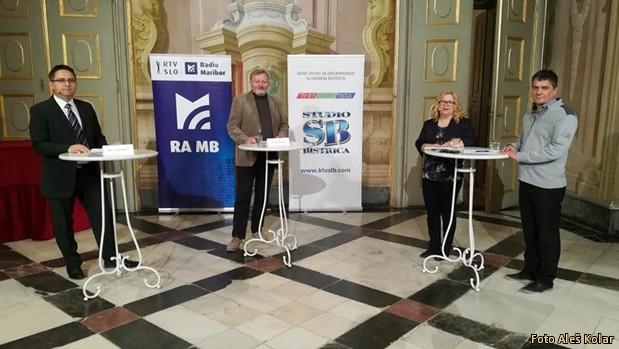soocenje kandidatov in strank lokalne volitve soocenje kandidatov za zupana obcine slb