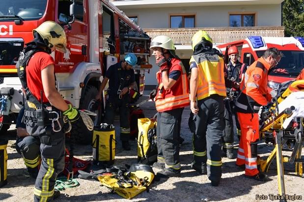 Dan operativnega gasilca-105