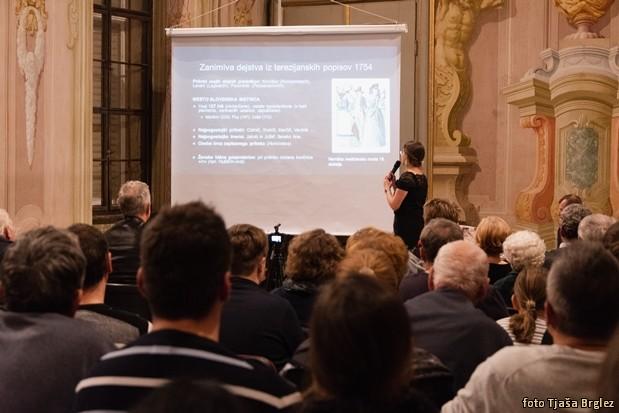 slovenska bistrica z okolico v 18 stoletju Predstavitev knjige-13