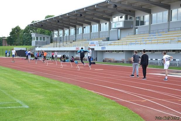 Treningi v Sportnem parku SB DSC 0589