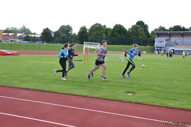 Treningi v Sportnem parku SB DSC 0599