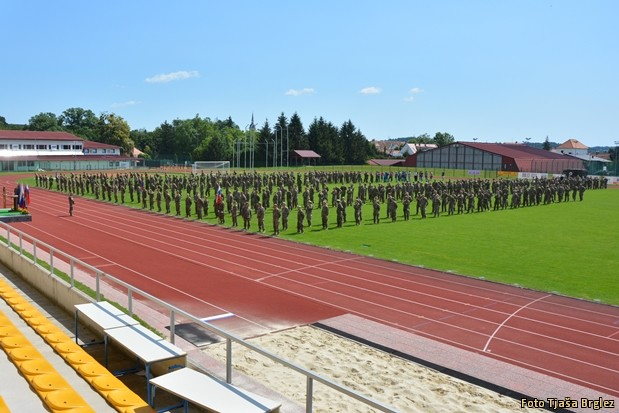 Slovesnost ob dnevu log brigade SV DSC 0322