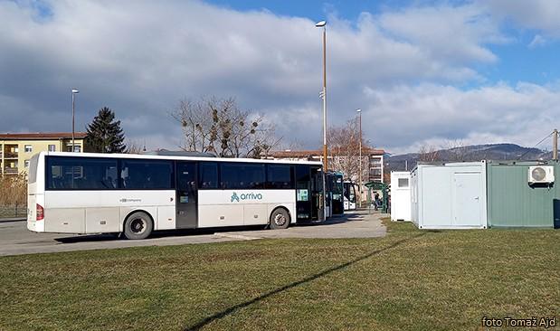 avtobusna postaje slb-1
