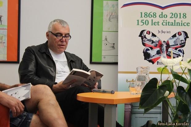 Predstavitev knjige Zorana Predina IMG 9363