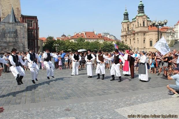 Dan folklore v Pragi-FS Lojze Avzner 37826982 2162474730641288 9213825389707657216 o
