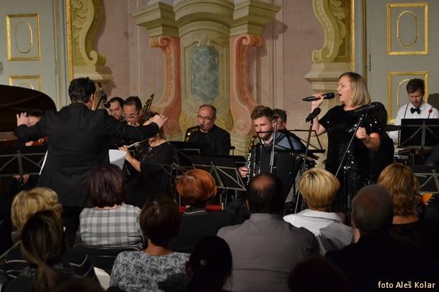 koncert uciteljev GS Sl