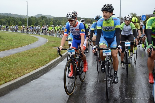 13 kolesarski vzpon na tri kralje Vzpon na 3K   DSC 0191