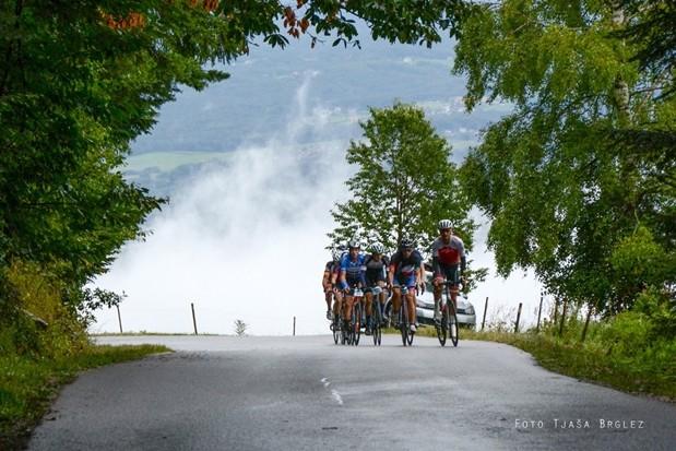 13 kolesarski vzpon na tri kralje Vzpon na 3K   DSC 0315