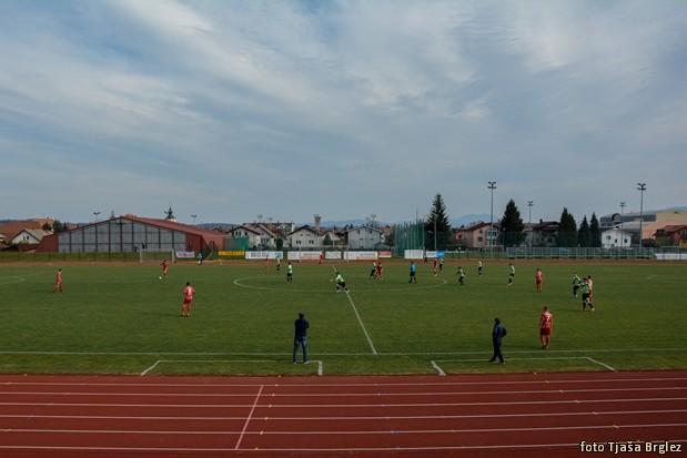 Nogomet Bistrica - Dravograd Nogomet  1