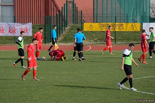 Nogomet Bistrica - Dravograd Nogomet  5